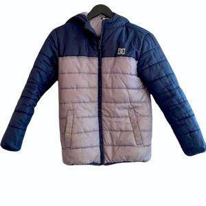Boys DC winter jacket 10/12 med